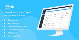 Royex – HR and Payroll Management Software