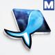 3D Clean Logo