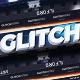 Analog Glitch Logo Intro Reveal