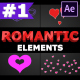 Romantic Elements | After Effects