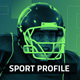 Sport Player Profiles Pack