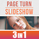 Page Turn - Slideshow