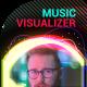 DJ Artist Music Visualizer