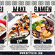 Asian Restaurant Menu