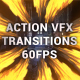 Action VFX Transitions | FCPX