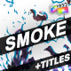 Smoke And Titles | FCPX