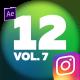 12 Instagram Stories Vol. 7