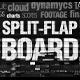 Split-Flap Board
