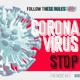 Coronavirus Stop - Protection Rules