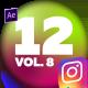 12 Instagram Stories Vol. 8