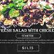 Restaurant Dishes Grunge Promo