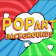 Pop Art Backgrounds