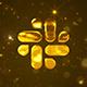 Gold Cinematic Logo