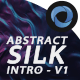 Abstract Silk Intro v1  l  Silk Titles l  Colorful Silk Titles