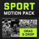Sports Motion Graphics Pack