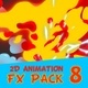 2D Animation Fx Pack 8