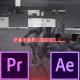 Prime Glitch Intro - Premiere Pro