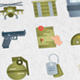 37 Military & Weapons Icons