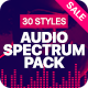 Audio Spectrum Pack