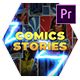 Comics Instagram Stories - Premiere Pro