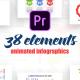 Corporate Infographics Vol.35 for Premiere Pro