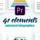 Corporate Infographics Vol.38 for Premiere Pro