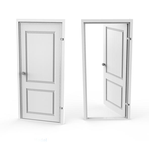 Door 3D Printing Model