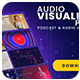 Podcast & Audio Visualizer Pack
