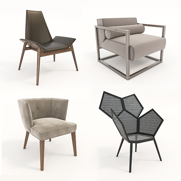 Modern Coffee Chair