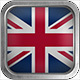 Framed United Kingdom Flag Pack