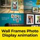 Wall Frames Photo Display
