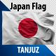 Japan Flag 2K