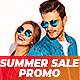 Summer Sale Promo