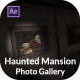 Haunted Mansion Photo Gallery