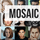 Mosaic Photos Logo Reveal V 1.2