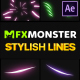 Stylish Lines | After Effects