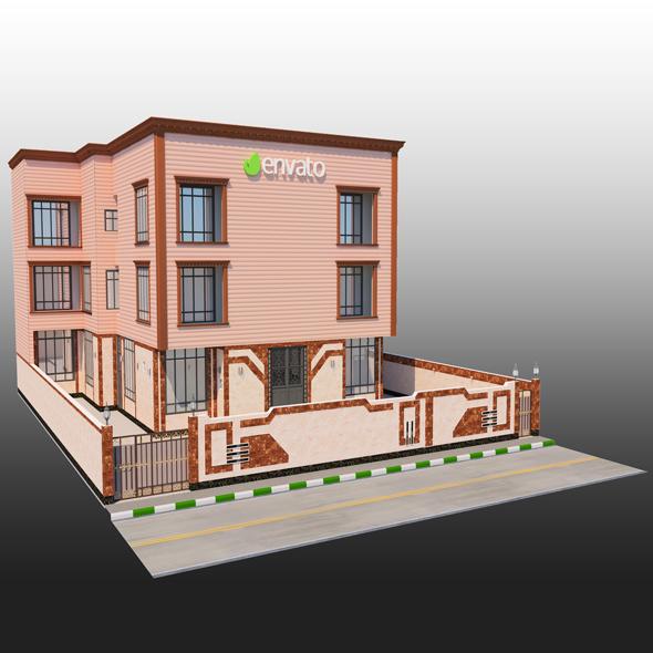 House exterior Design 1