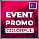 Colorful Event Promo