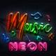Neon Glass