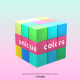 Colorful Cube Logo