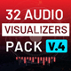 Audio Visualizers Pack