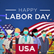 Happy Labor Day USA
