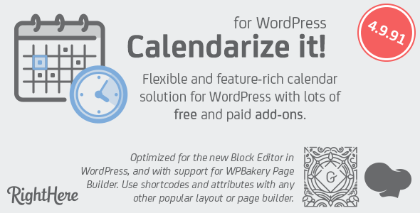 feature-rich calendar solution