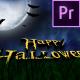 Halloween Title Intro - Premiere Pro