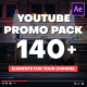 YouTube Promo Pack
