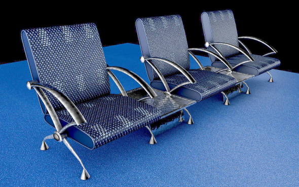 Airport Chair 2