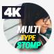 Multi Type Stomp