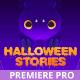 Halloween Instagram Stories II for Premiere