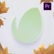 Autumn Leaf Reveal - Premiere Pro