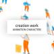 Creation work - Character Set